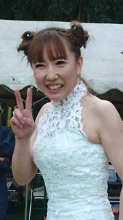 ウエディングドレスショー 10.JPG