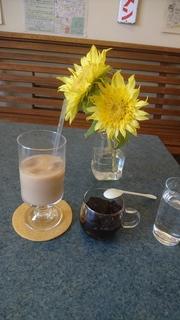カフェオレ&コーヒーゼリー.JPG